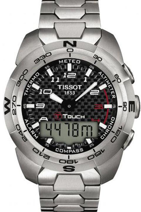 Tissot T-Touch Expert T0134204420200 Wrist Watch