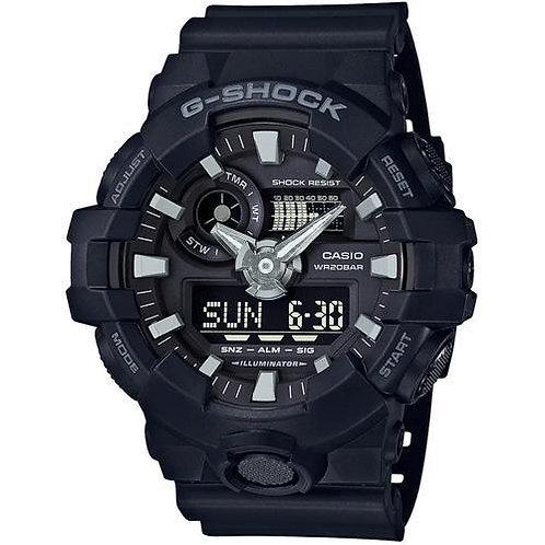 G-SHOCK GA700-1B MEN'S WATCH