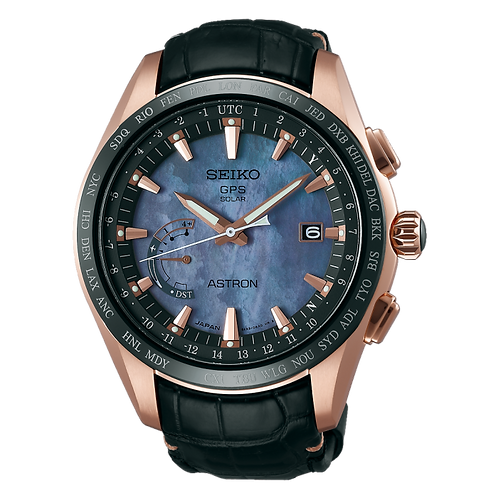 Seiko Astron SSE105 / SBXB105 GPS Novak Djokovic Limited Edition