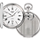 Thumbnail: Tissot Men's T83.6.553.13 Savonnettes Pocket Watch