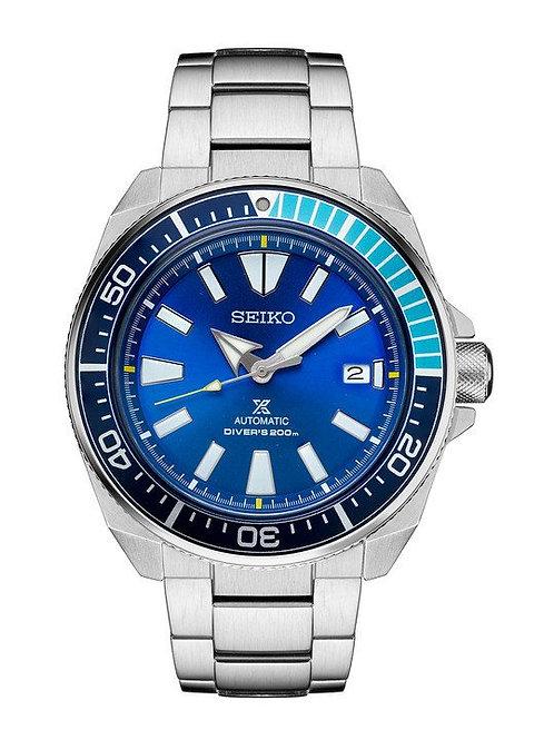 NEW Seiko Prospex Samurai SRPB09 Blue Lagoon LIMITED EDITION