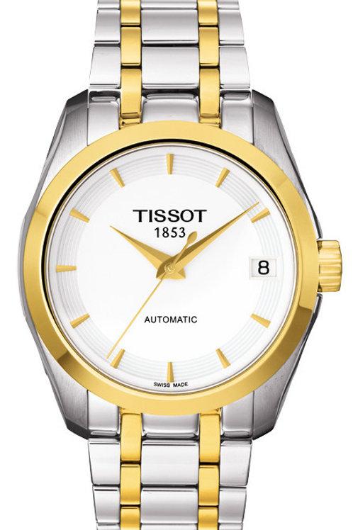 Tissot Ladies Couturier Automatic - T0352072201100