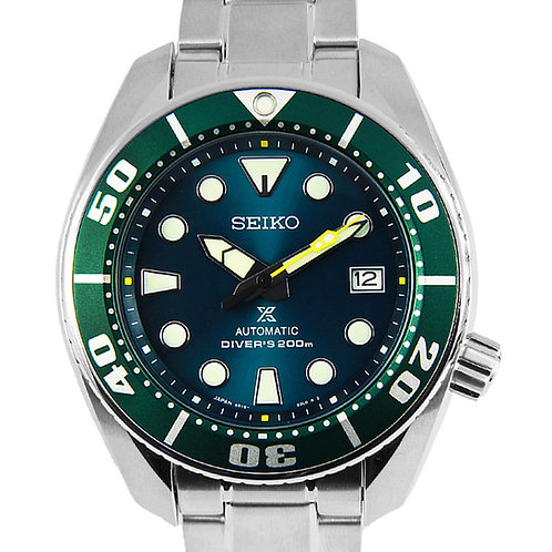 Seiko Prospex Japan Limited SZSC004 Green Sumo