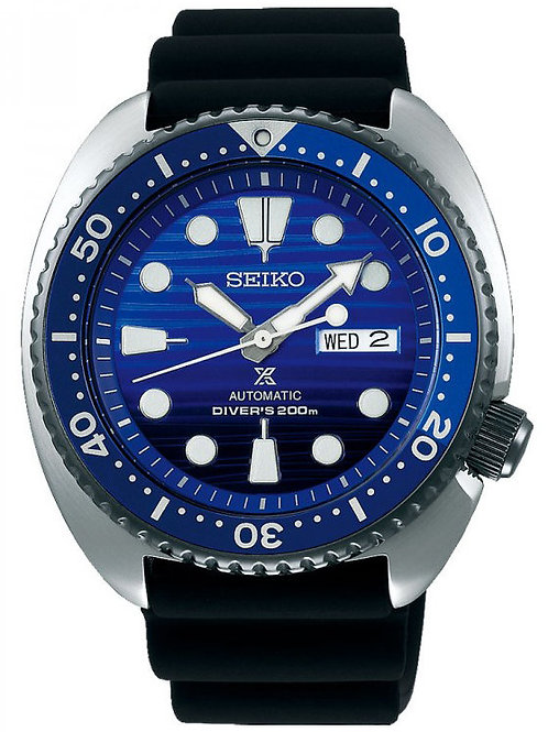 Seiko PROSPEX  Save The Ocean 200M Dive Turtle SRPC91