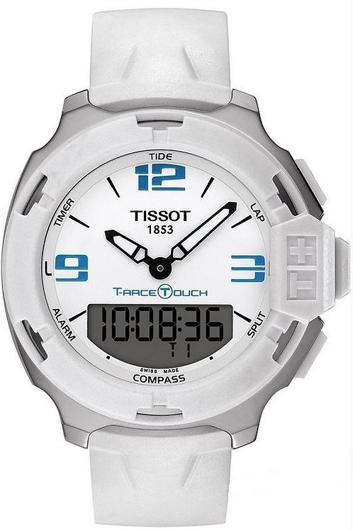 Tissot Mens Quartz Rubber watch #T0814201701701
