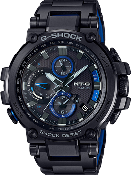 MT-G MTGB1000BD-1A G-Shock New MT-G Connected MTGB1000BD-1A
