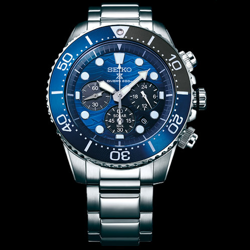 Seiko Prospex Save The Ocean Great White Shark Edition  SSC741 SBDL059