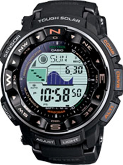 NEW Casio PRW2500-1 Pro-Trek Tough Solar ATOMIC Watch