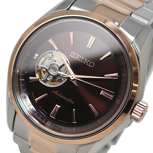 Seiko Automatic Rose Gold Tone SSA262 SSA262J MADE IN JAPAN