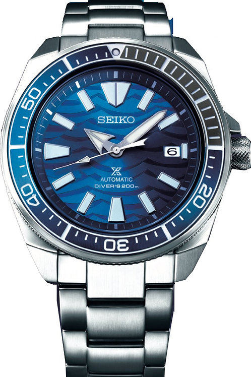 Seiko PROSPEX Samurai Save The Ocean Great White Shark Edition SRPD23 SBDY029