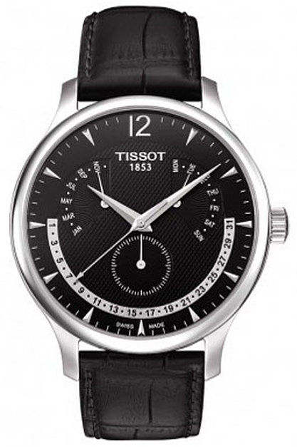 Tissot Tradition Perpetual Calendar Men's Watch T0636371605700