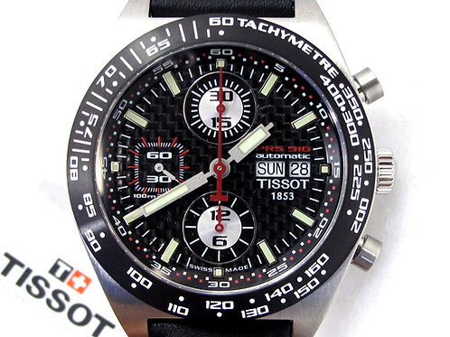 NEW TISSOT PRS516 NASCAR CHRONO AUTOMATIC LIMITED T91.1.427.82
