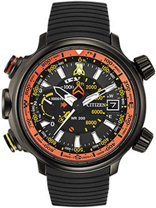 Citizen Eco Drive Promaster Altichron BN5035-02F