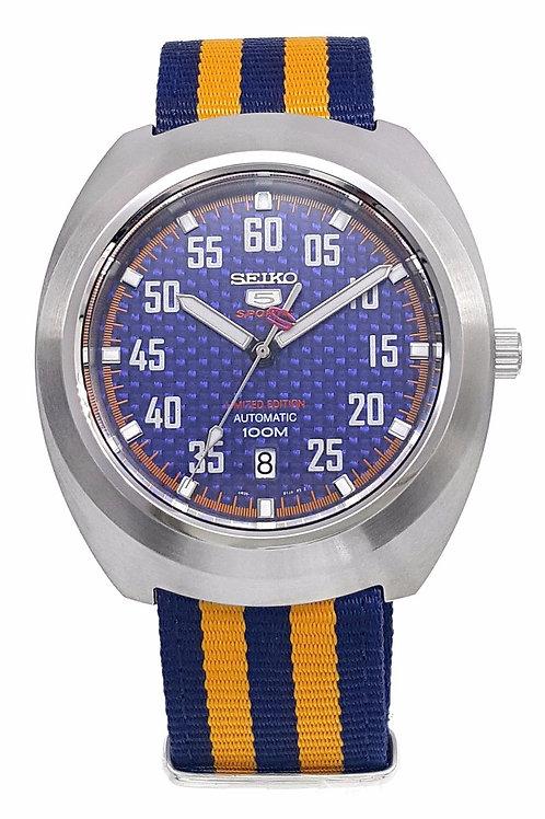 Seiko 5 Sports Limited Edition Retro SRPA91 Blue