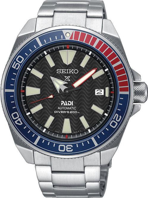 Seiko Prospex Samurai 200M Diver PADI Edition SRPB99