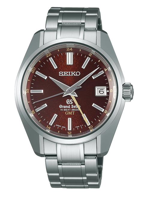Grand Seiko Hi-Beat 36000 SBGJ021 GMT Limited Edition