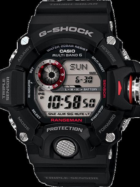 G-Shock Rangeman Master of G Atomic Watch GW9400-1CR
