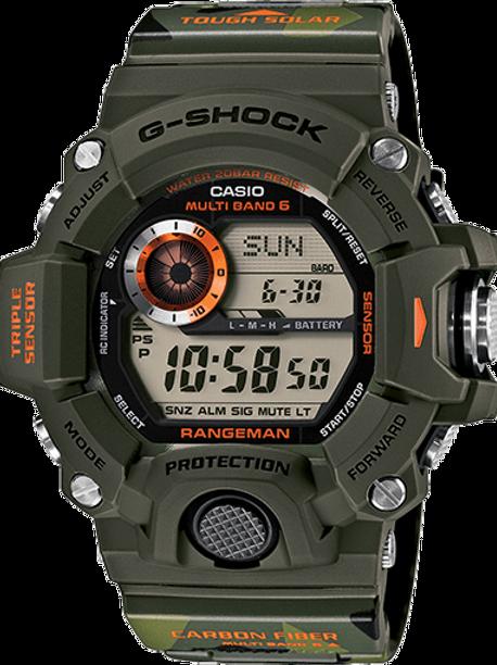 G-SHOCK RANGEMAN gw9400cmj-3 limited edition