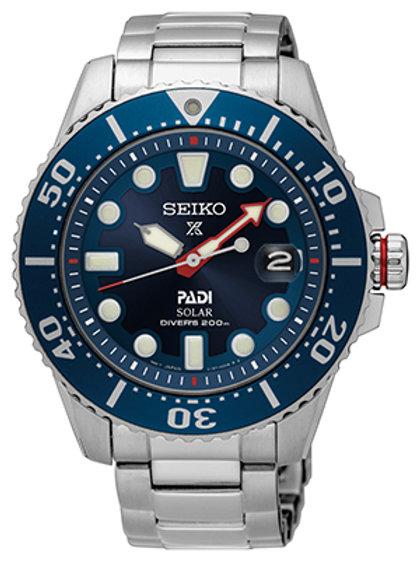 Seiko Prospex SNE435 solar diver 200m PADI