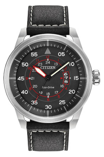 NEW CITIZEN ECO-DRIVE Avion Model: AW1361-01E