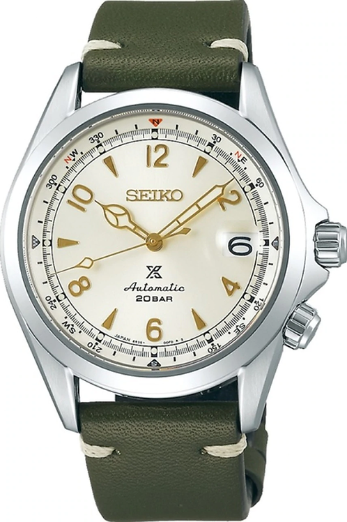 Seiko Alpinist Champagne Dial SBDC093 / SPB123