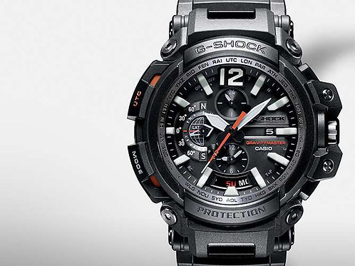 Casio G-Shock GRAVITY MASTER GPS Bluetooth GPW2000-1A