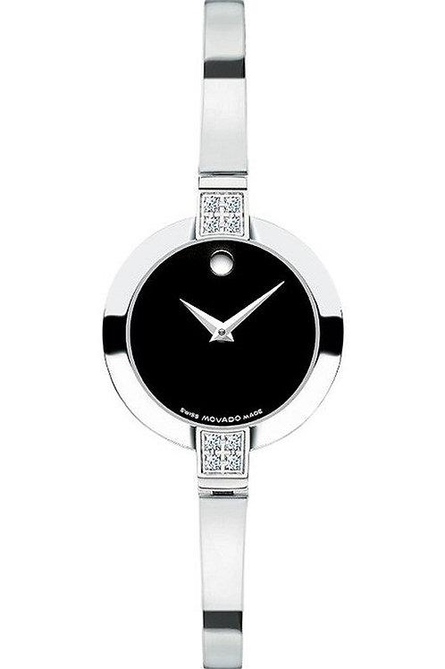 Movado Bela Ladies Watch 0605855 DIAMONDS