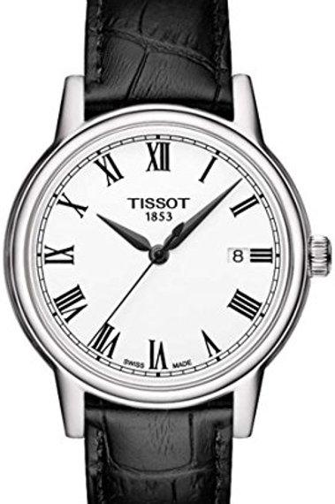 TISSOT  T085.410.16.013.00 Tissot Carson - Gents - White Dial