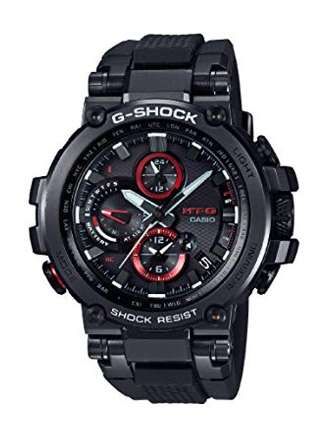 Casio G-Shock MT-G Connected Black Watch MTGB1000B-1A
