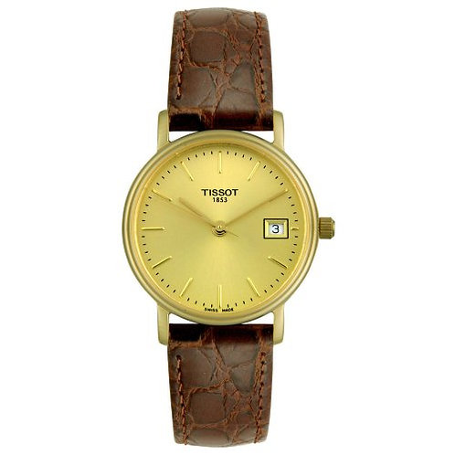 Tissot  T52511121 T-Classic Collection Desire Leather Strap
