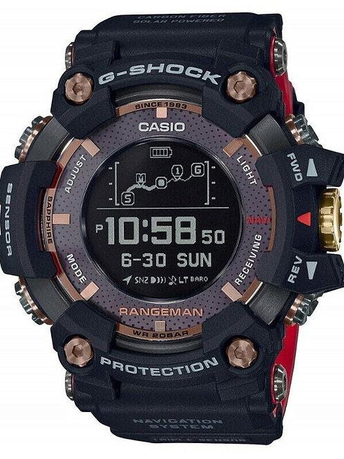 NEW G-Shock Rangeman GPS Magma Ocean GPR-B1000TF-1 JAPAN