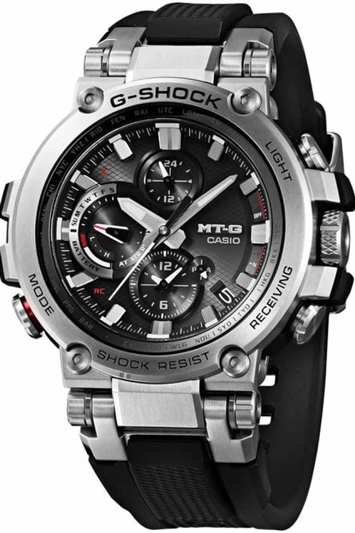 G-Shock MTG-B1000-1A with Bluetooth and Resin Band