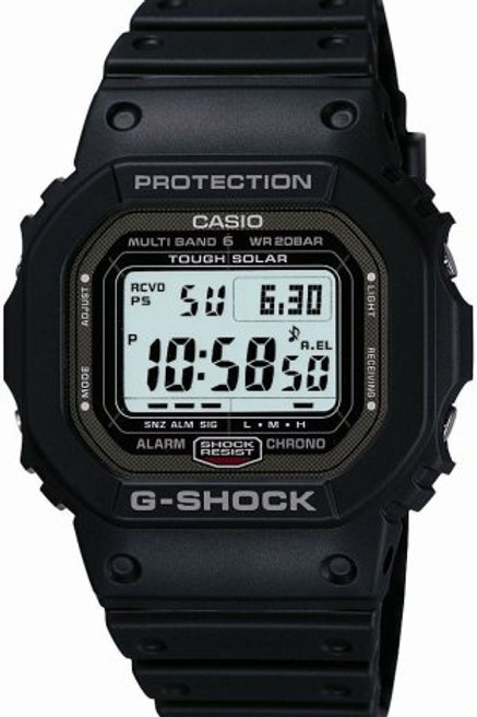 G shock GW-5000-1 ORIGIN MULTI BAND 6 MADE IN JAPAN