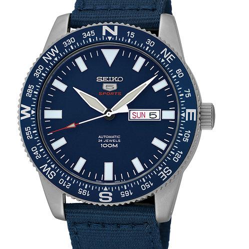 Seiko 5 Sports Automatic Watch SRP665