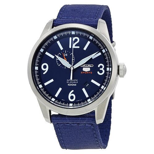 Seiko Series 5 Automatic Blue Dial Men's Watch SSA301