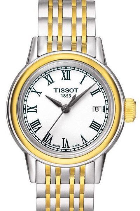 Tissot Women's Carson T085.210.22.013.00 Silver Stainless-Steel