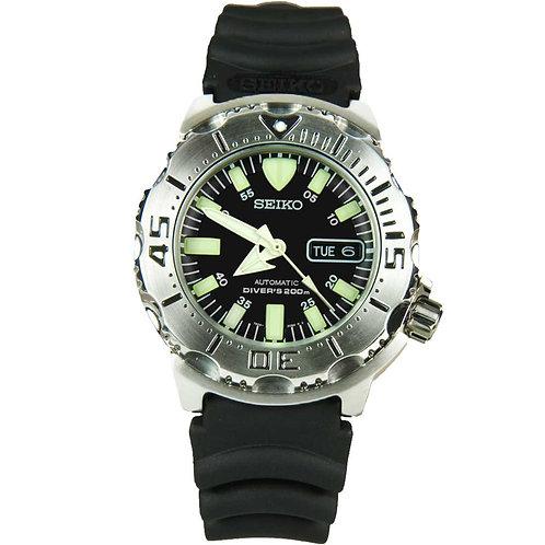 NEW Seiko Skx779 Divers Automatic  Black Monster