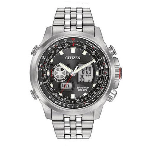 Citizen Promaster Air Black Dial Men's Watch JZ1060-76E