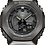 Thumbnail: Casio G-Shock - GMS2100 Series - Carbon Square - Black GMS2100B-8A