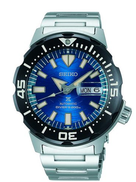 Seiko SRPE09 Prospex Diver 200m Save The Ocean Special Edition