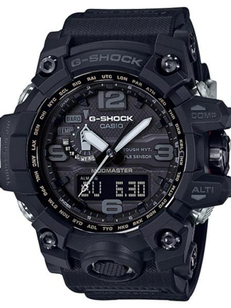 G-SHOCK MUDMASTER GWG-1000-1A1 SPECIAL EDITION FULL BLACK