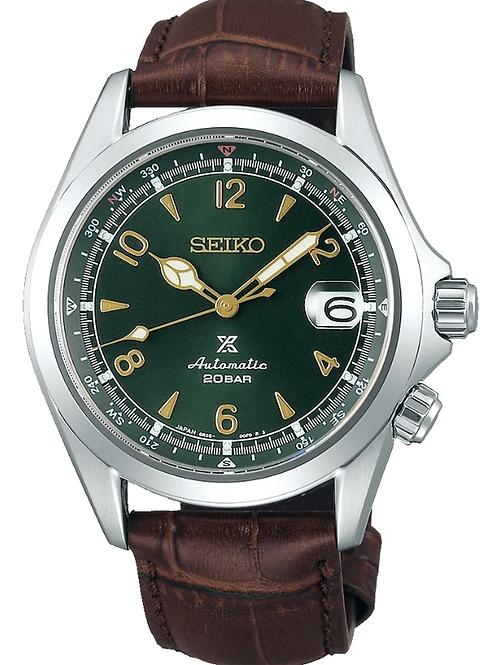 Seiko Alpinist Green SBDC091 / SPB121