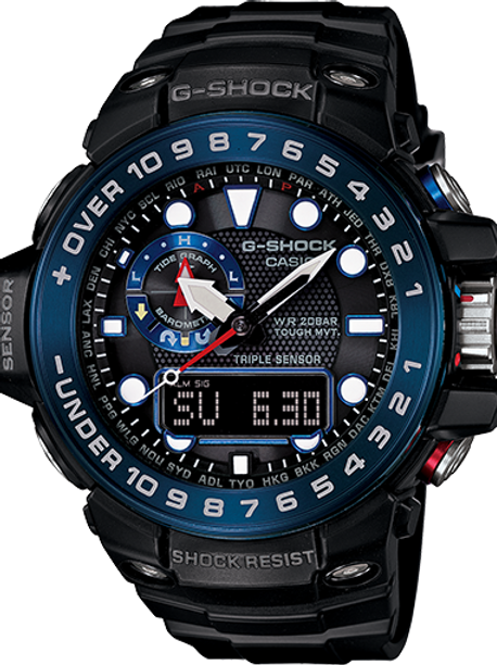 G-Shock Gulfmaster GWN1000B-1B ( MADE IN JAPAN )