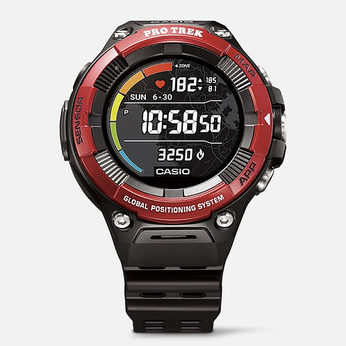 PRO TREK SMART HEART RATE WSD-F21HR-RD
