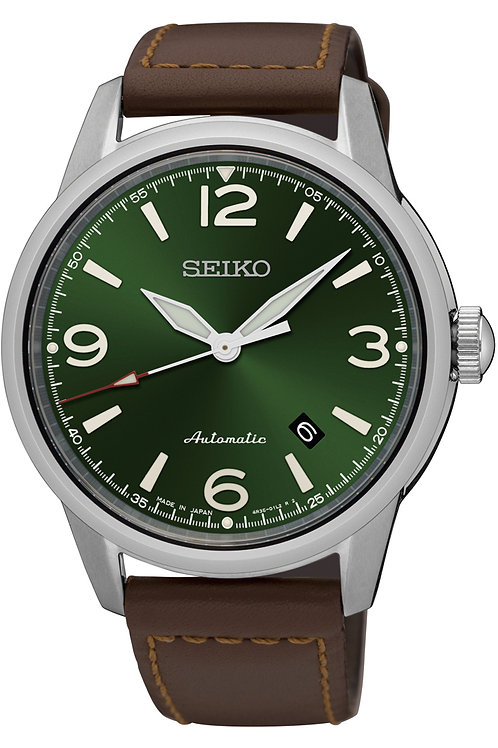 NEW SEIKO PRESAGE SRPB65 Sapphire Crystal MADE IN JAPAN