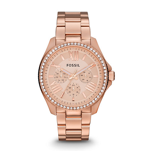 Fossil AM4483 Womens Cecile Wrist Watches