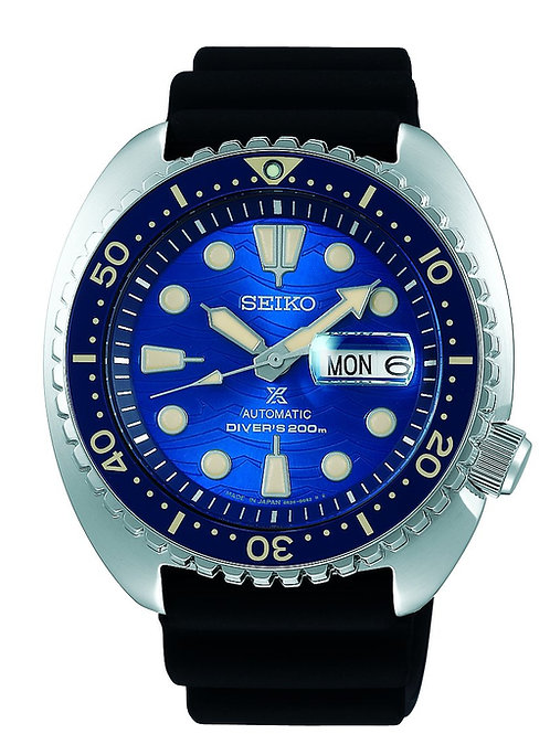 Seiko SRPE07 king turtle Diver save the ocean special Edition ceramic bezel