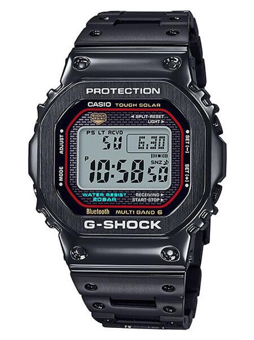 G-Shock GMW-B5000TFC-1 Full DLC 35th Anniversary  LIMITED EDITION 500 PCS