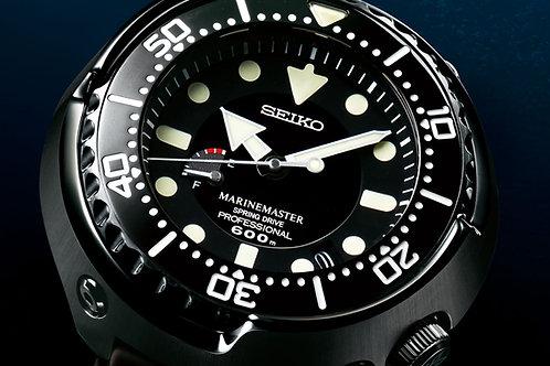 SEIKO Marinemaster Professional 600M Diver Springdrive SBDB013