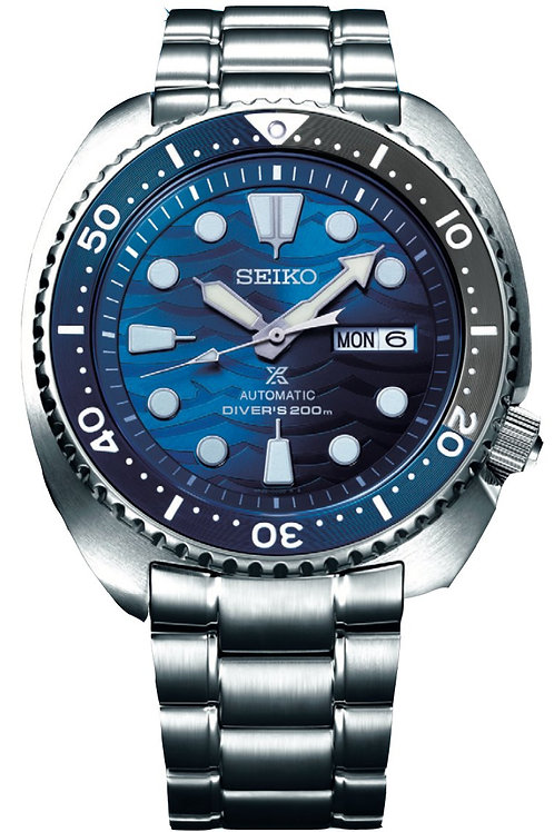 Seiko PROSPEX Turtle Save The Ocean Great White Shark Edition SRPD21 SBDY031